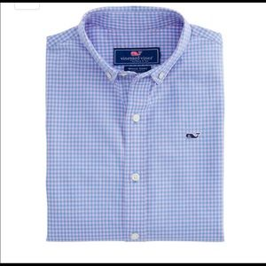 Vineyard Vines boys woven shirt
